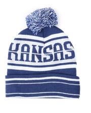 Men - Kansas Beanie-2543245