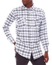 Buyers Picks - Windowpane Flannel Shirt-2542625