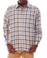 Buyers Picks - Plaid LS Shirt-2542833