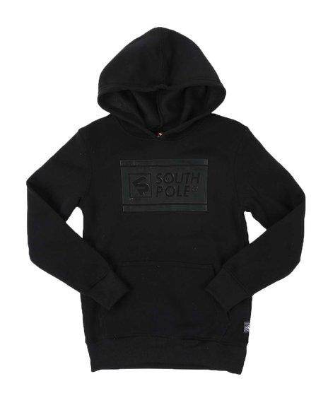 Southpole - Gel Logo Fleece Pullover Hoodie (8-20)