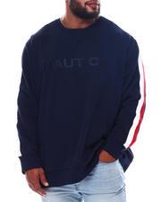 Sweatshirts & Sweaters - Fleece Logo Crew Sweatshirt (B&T)-2543554