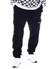 Akademiks - Cargo Pocket Fleece Sweatpants (B&T)-2543649
