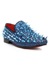 Shoes - Spiked Loafers-2543464