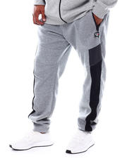 Akademiks - Colorblock Fleece Sweatpants (B&T)-2543675