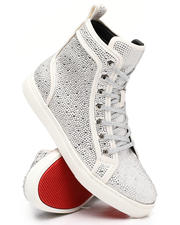 AURELIO GARCIA - Rhinestone Fashion Hi Top Sneakers-2543399