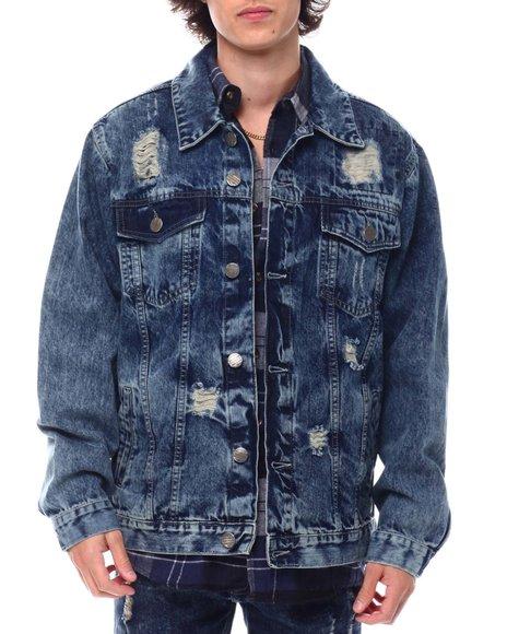 Buyers Picks - Rip and Repair Denim Jacket