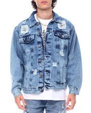 Buyers Picks - Rip and Repair Denim Jacket-2542476