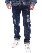 Straight - Distressed Skinny Jean-2542081
