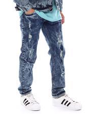Straight - Distressed Skinny Jean-2542098