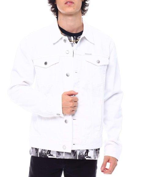 Calvin Klein - ESSENTIAL TRUCKER Denim Jacket