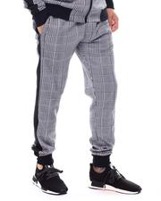 Pants - Prince of Wales Trackpant-2543155