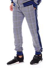 Pants - Prince of Wales Trackpant-2543167