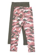 Sizes 4-6x - Kids - Leggings Twin Pack (4-6X)-2541495