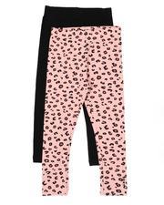 Girls - Leggings Twin Pack (2T-4T)-2541504