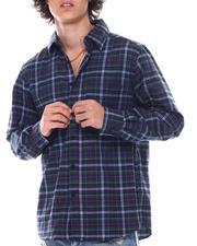Button-downs - Prep School Plaid Ls Shirt-2542797