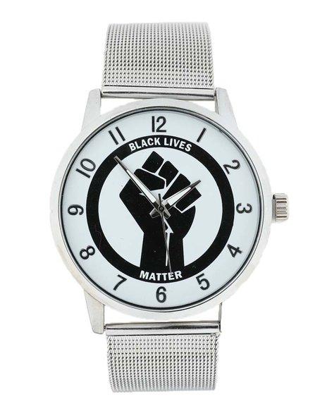 Buyers Picks - Black Lives Matter Mesh Watch (Unisex)