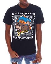 Men - All Money In Chenille Teddy Tee-2538654