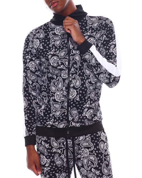 Buyers Picks - Paisley Track Jacket