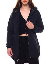 Triple 5 - Lined Parka Coat-2540599