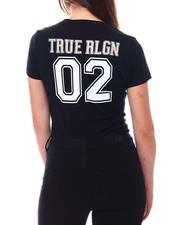 True Religion - SS Rlgn Deep V  Tee-2544515