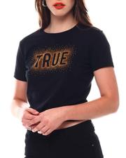 True Religion - SS Logo Slim Crew-2544521