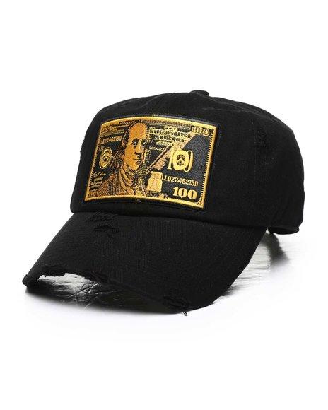 Buyers Picks - Golden Benjamin Vintage Dad Hat