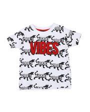 Arcade Styles - Good Vibes Tee (2T-4T)-2544403