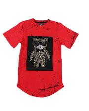 Arcade Styles - Cut And Sew Splatter Tee (6-20)-2544441