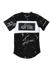 Boys - New York Splatter Tee (6-20)-2544468