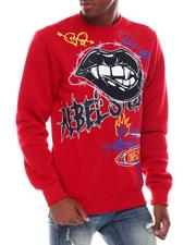 Buyers Picks - LIPS Crewneck Sweatshirt-2545429