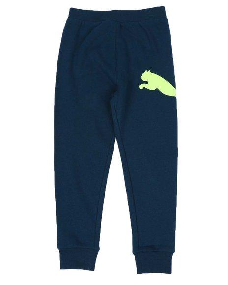 Puma - Slant Pack Fleece Tapered Jogger Pants (8-20)