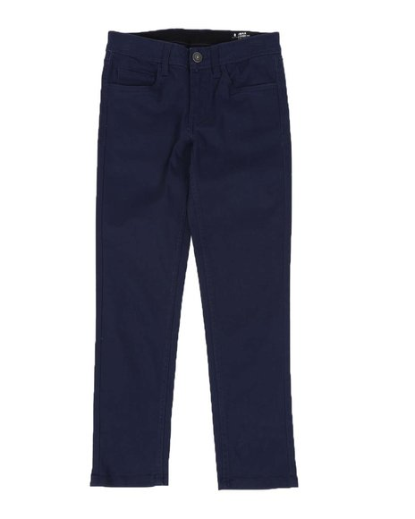 Buffalo - 5 Pocket Twill Pants (8-18)