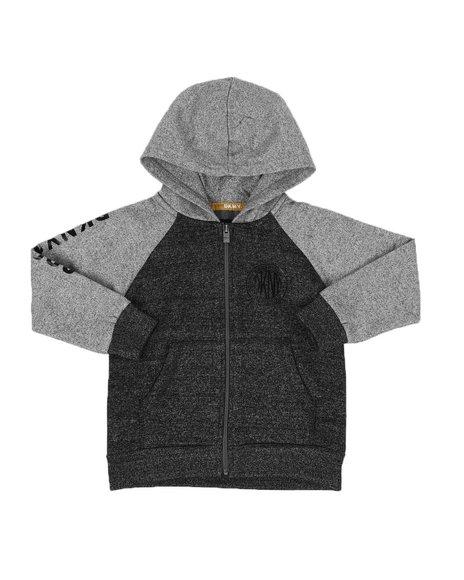 DKNY Jeans - Token Zip Hoodie (4-7)