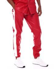 Jeans & Pants - PU Jogger Pant-2545189