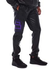 Men - PU 8 Ball Jogger Pant-2545218