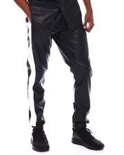 Jeans & Pants - PU Jogger Pant-2545263