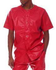 Buyers Picks - PU BASEBALL SS Shirt-2545563