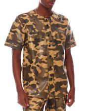 Buyers Picks - PU BASEBALL SS Shirt-2545599