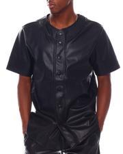 Buyers Picks - PU BASEBALL SS Shirt-2545587