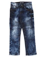 Boys - Moto Denim Jeans (4-7)-2544584