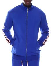 MSTKN - Technical Track Jacket Blue-2543347