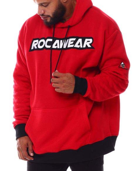 Rocawear - Holeshot Pop Hoody (B&T)