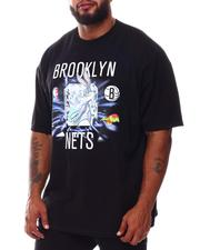 Diamond Supply Co - Space Jam Brooklyn Nets T-Shirt (B&T)-2546018