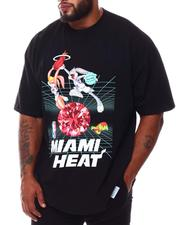 Diamond Supply Co - Space Jam Miami Heat T-Shirt (B&T)-2546046