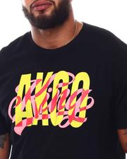AKOO - King Sign Tee (B&T)-2546115