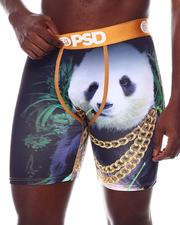 PSD UNDERWEAR - Panda Gold Chain Boxer Brief-2537298