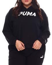 Plus Size - Modern Sports Hoody (Plus)-2545694