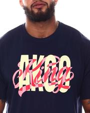 AKOO - King Sign Tee (B&T)-2545938