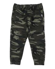Bottoms - Stretch Skinny Twill Jogger Pants (2T-4T)-2545978