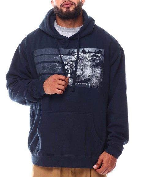 LRG - Nightwatch Pullover Hoodie (B&T)
